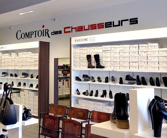 Comptoir des chausseurs beziers portail galerie des chausseurs magasin de chaussures beziers - Le comptoir des grandes marques ...