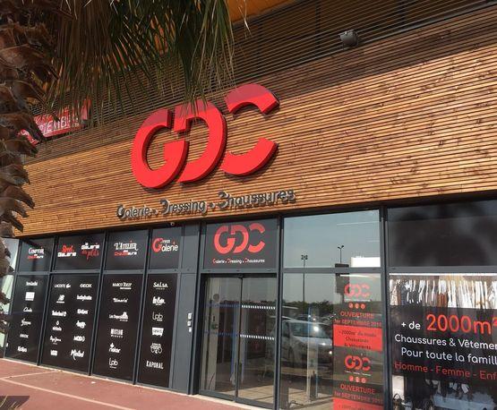 GDC Perpignan | Portail Galerie des Chausseurs | Magasin de